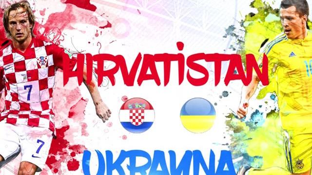 Hırvatistan-Ukrayna maçı canlı yayınla TV8,5'ta