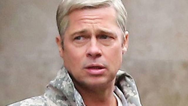 Brad Pitt geri dönüyor