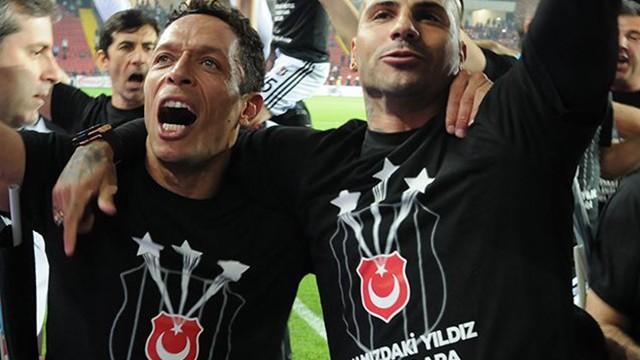 Adriano: 'Beşiktaş'ta sözleşmemin sonuna kadar kalmak istiyorum'