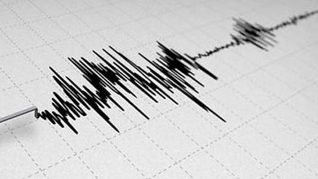 Muğla'da 4,9 büyüklüğünde deprem!
