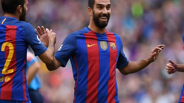 G.Saray, Barcelona'ya 'Arda Turan' teklifini yaptı!