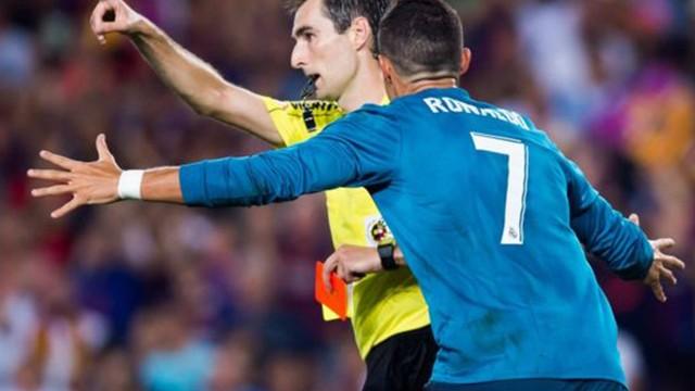 Cristiano Ronaldo'dan 5 maç ceza tepkisi: 'Buna işkence denir'