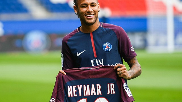 İşte Neymar'ın Paris'teki 'Saray Yavrusu'