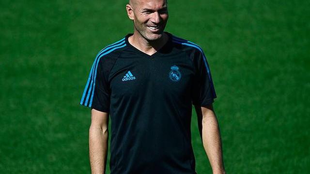 Zidane imzayı kendi ağzından duyurdu!