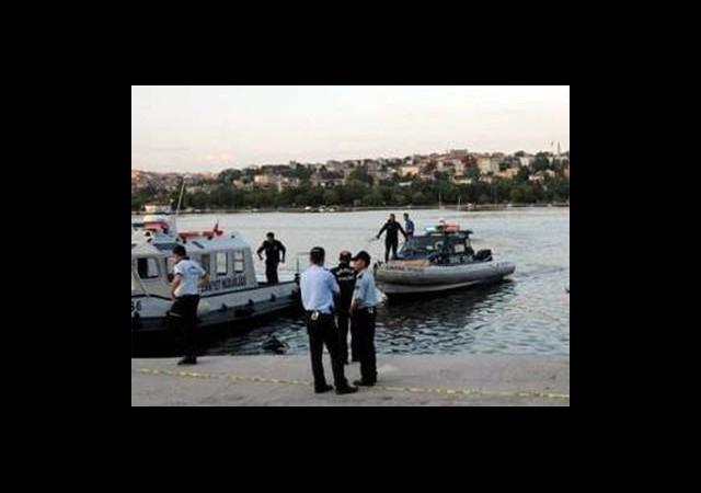 İki Gün Önce Geldiği İstanbul'da Boğuldu