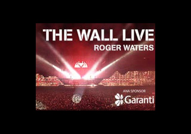 'The Wall'un Biletleri Satışa Çıktı