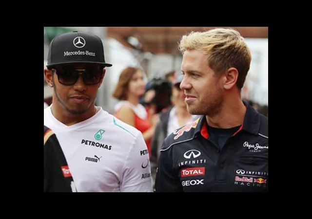 Hamilton: 'Vettel Büyük Bir Şampiyon'