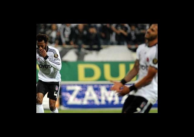 Beşiktaş'tan Gol Yeme Rekoru!