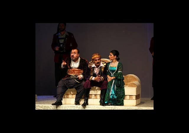 Başkent'te Kürtçe ''Hamlet''