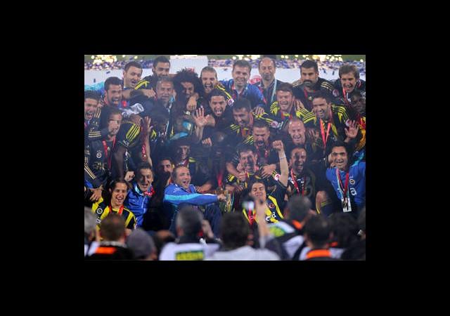 F.Bahçe, Trabzonspor ve Beşiktaş'ı Kurtardı