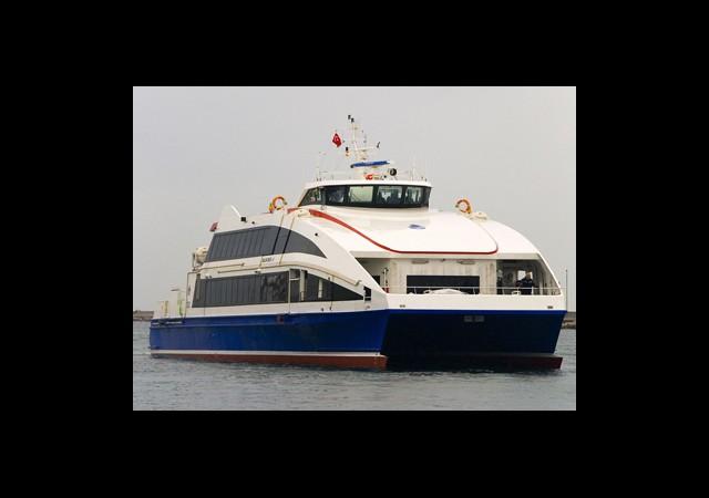 Deniz Otobüsü ve Hızlı Feribot Seferleri İptal!