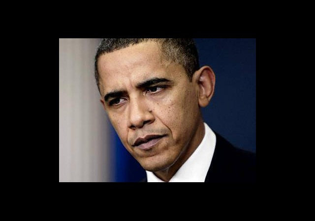Obama'dan İsrail'e Uyarı