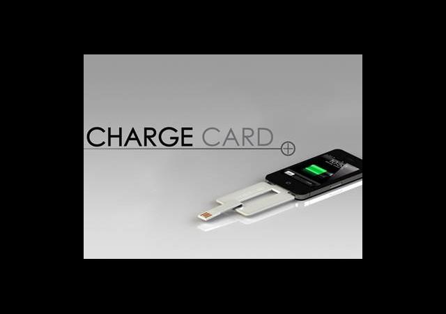 iPhone USB Kablosunu Cüzdanınızda Taşıyın