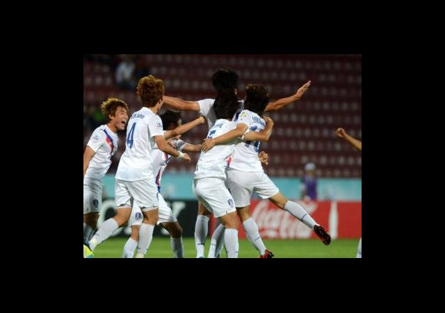 Kore Penaltılarla Çeyrek Finalde