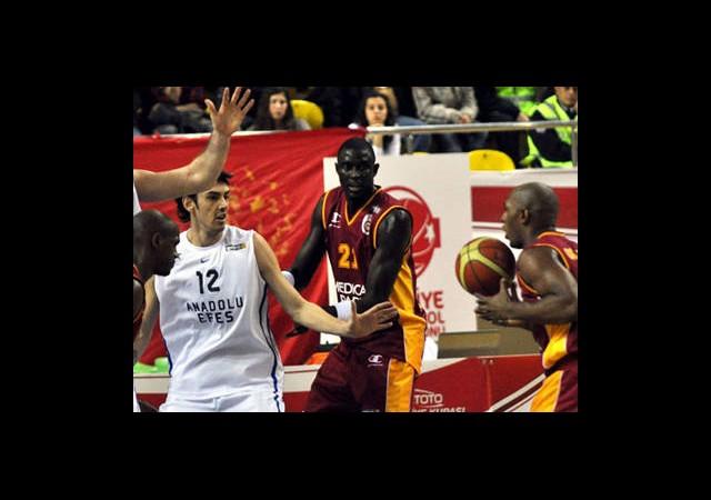 Galatasaray Banvit'in Rakibi Oldu