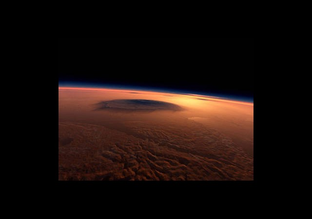 Evli Bir Çift Mars'ta 501 Gün Geçirecek!