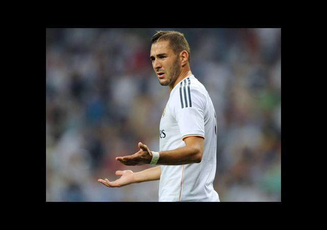 Mancini, Benzema'yı İstiyor