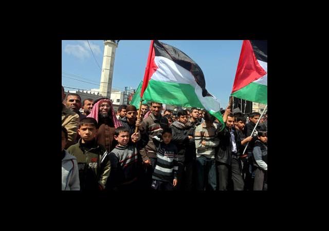 Filistin'e Yeni Parti