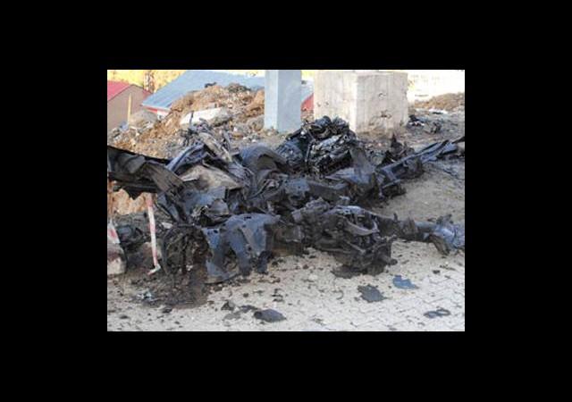 Şemdinli'deki Patlamaya İki Gözaltı