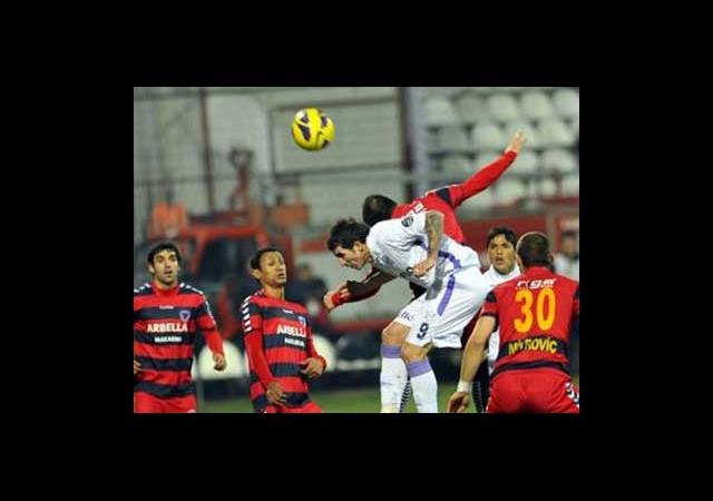 Mersin'de Tek Hedef Süper Lig!