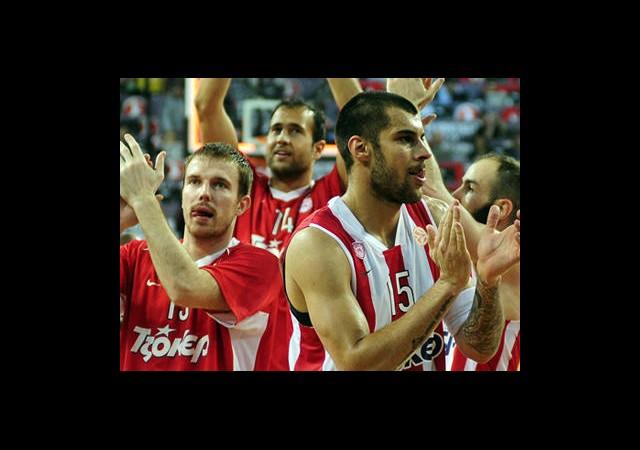 Şampiyon Olympiakos