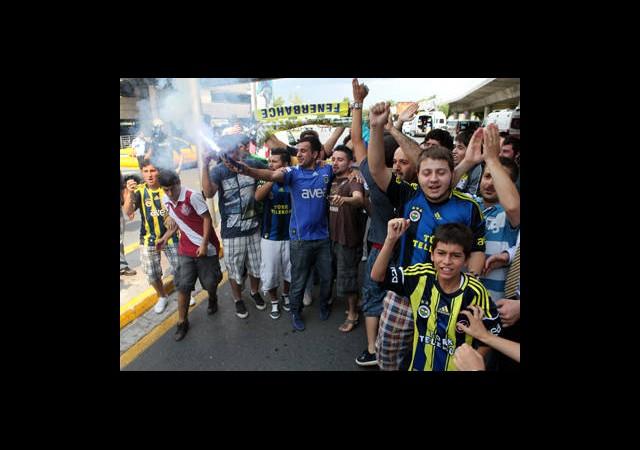 Fenerbahçe'nin Vaslui Kadrosu