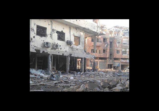 Suriye Rejimi İddiaların Araştırılmasını İstedi