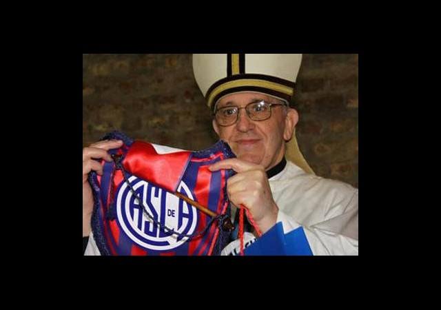En Fanatik Papa