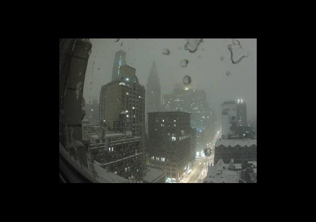 'Nemo' New York'u Vurdu