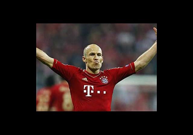 Robben Galatasaray'a Doğru!