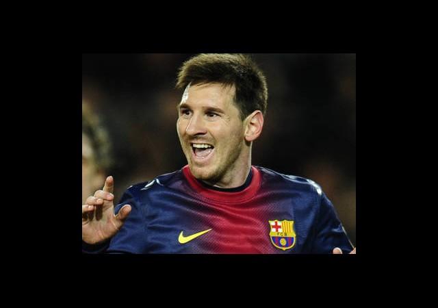 Messi'nin Sol Ayağına Servet