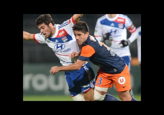 Montpellier Gol Oldu Yağdı