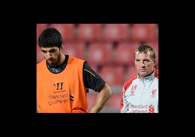 Bir Daha Liverpool Forması Giymesi İçin...
