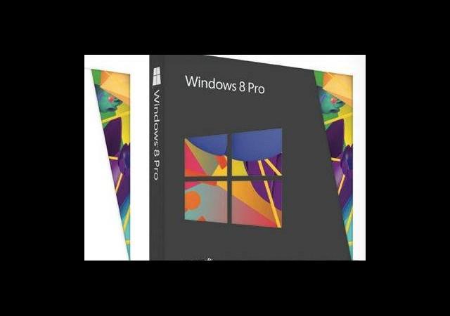 Window 8 Raflarda Böyle Görünecek