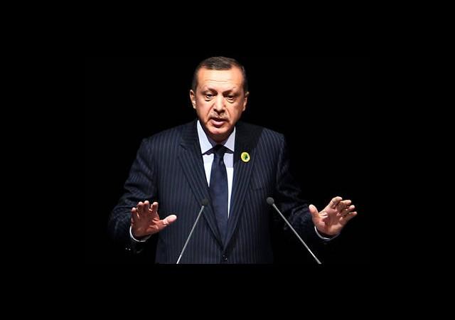 Başbakan Erdoğan'dan Sert Yanıt