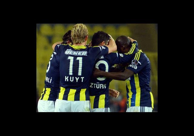 Fenerbahçe'nin Avrupa'da Deplasman Karnesi