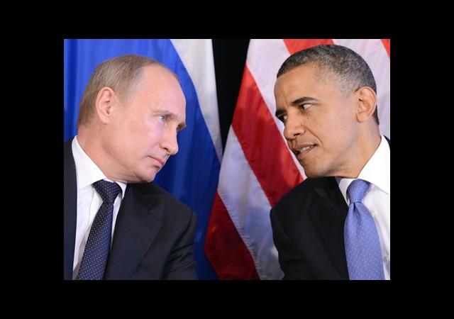 Putin'den Obama'ya Sert Mesaj!