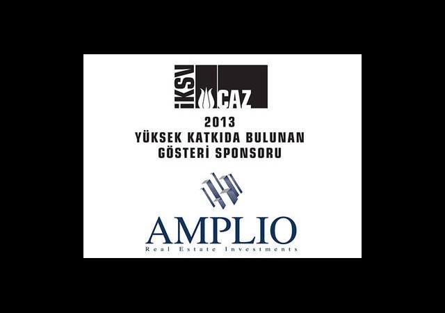 İKSV'den AMPLIO'ya Ödül