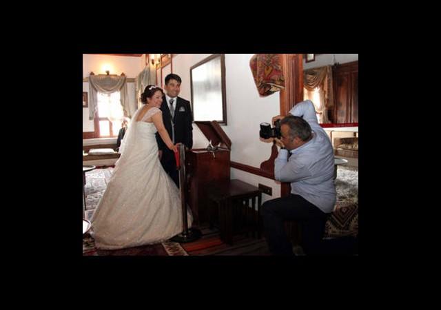 Düğün Fotoğraflarında Yeni Moda