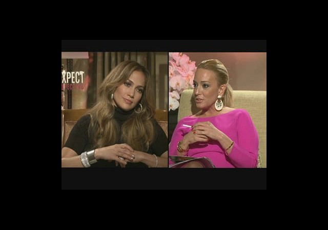 Saba Tümer Jennifer Lopez'le Buluştu