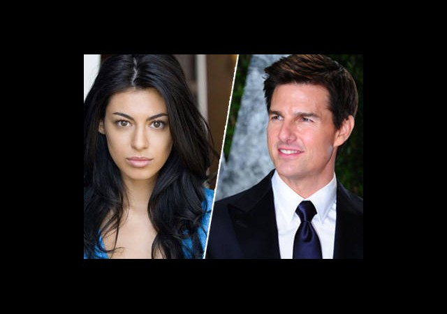 İşte Tarikatın Tom Cruise'a Bulduğu Eş!