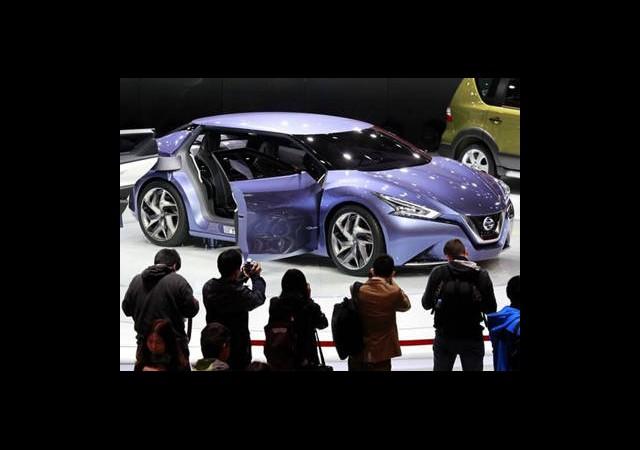 İşte 2013'ün En Çılgın Otomobil Modelleri