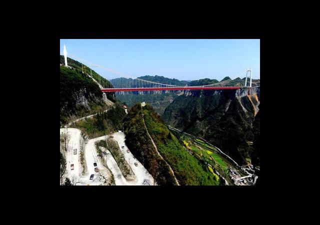 En Büyük Asma Köprü Açılıyor