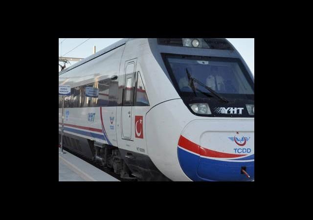 Eskişehir-Konyah Hızlı Tren Seferi Başlıyor
