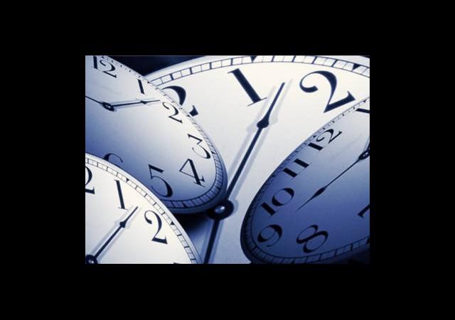 Saatler Bu Gece 1 Saat İleri Alınıyor