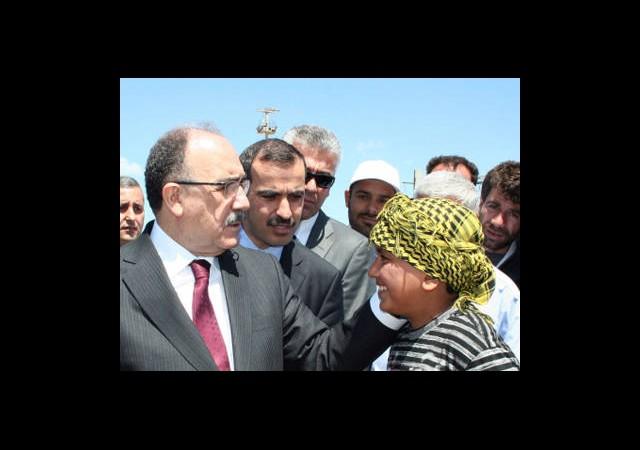 Beşir Atalay'dan Hatay'daki Temaslarıyla İlgili Açıklama