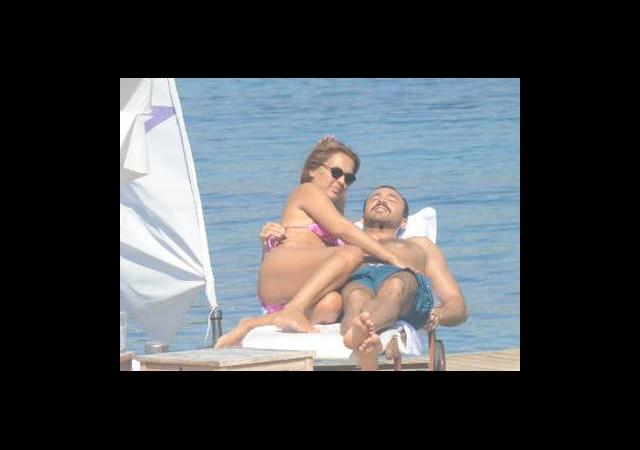 Plajda Romantizm