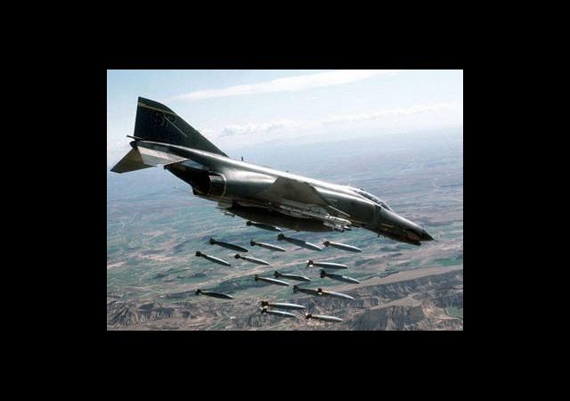 Esad'ın Uçakları Katliam Yaptı!