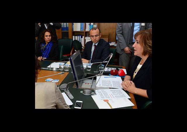 Komisyondan 'Eşitlik Uzmanı' Talebi