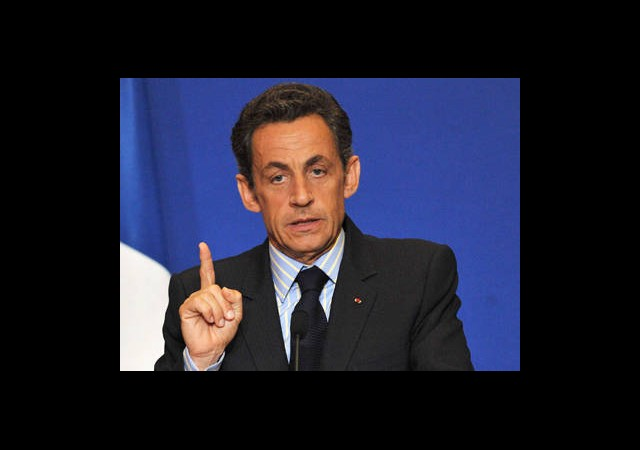 Sarkozy'den Soykırım Mirası